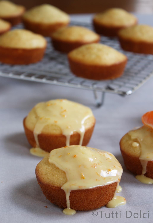Tangerine-Vanilla Tea Cakes from test.tutti-dolci.com