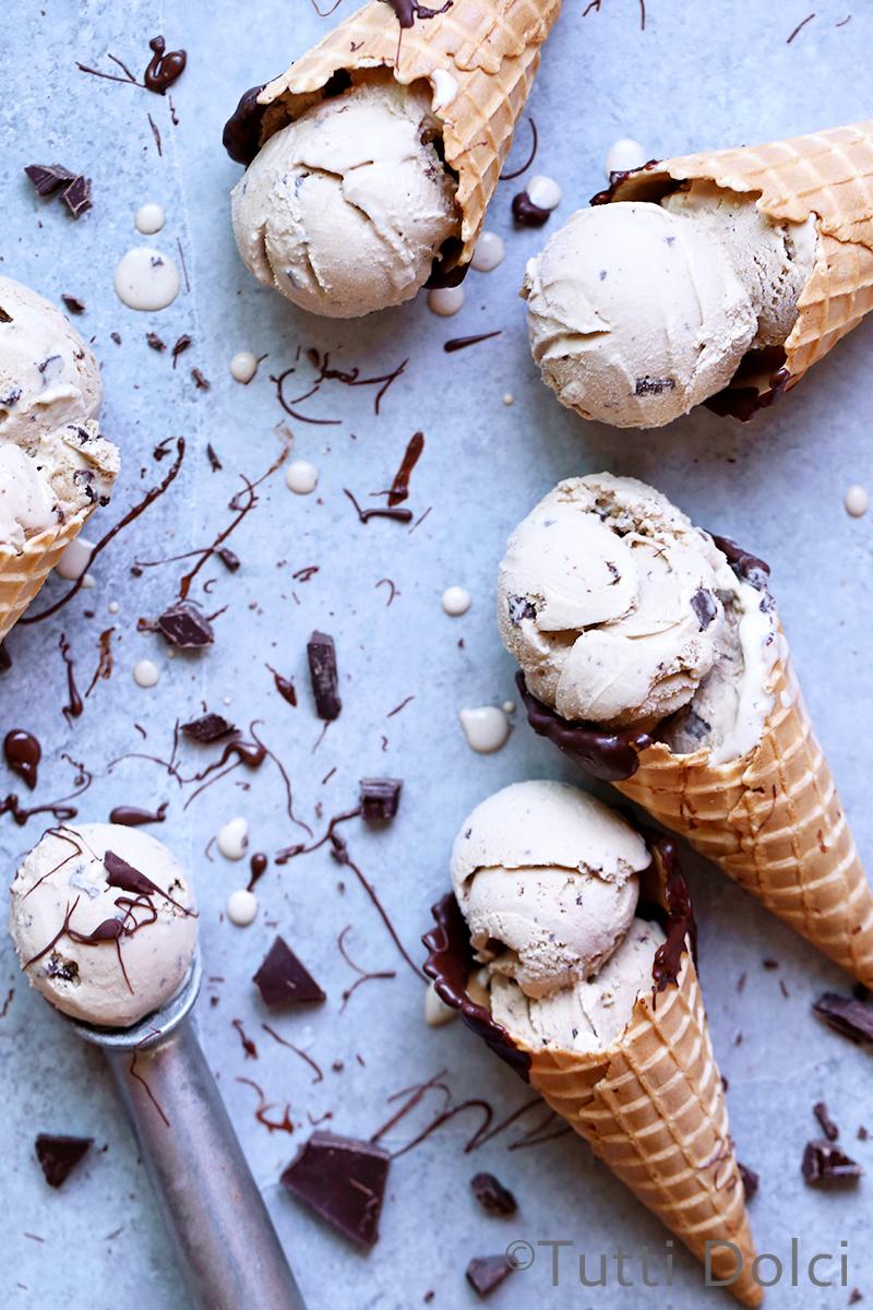 Espresso Chocolate Ice Cream