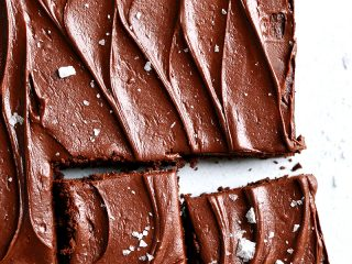 Baileys Irish Cream Brownies