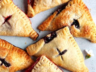 Berry Turnovers