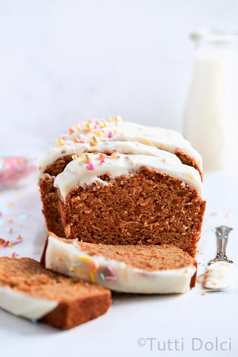 Carrot Cake Spice Bread